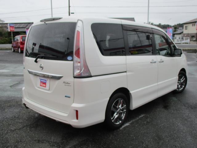 「日産」「セレナ」「ミニバン・ワンボックス」「福島県」の中古車2
