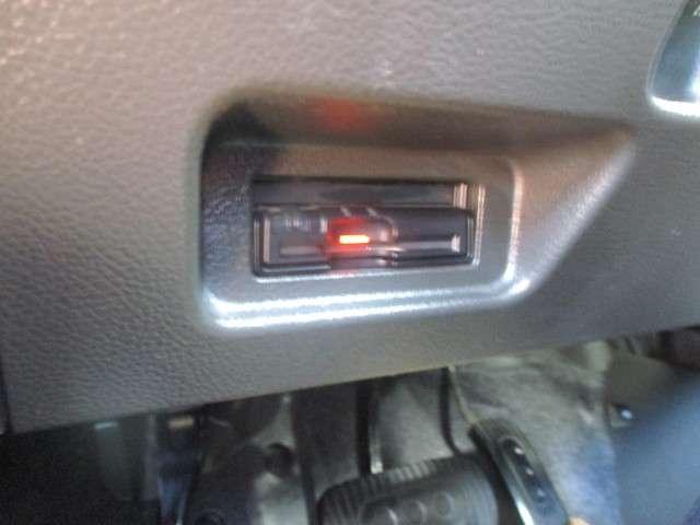 ETC付き。1.5リッターで、コンパクトカーとしてもパワーがありますので、高速道路もどんどん走って頂きたいです!