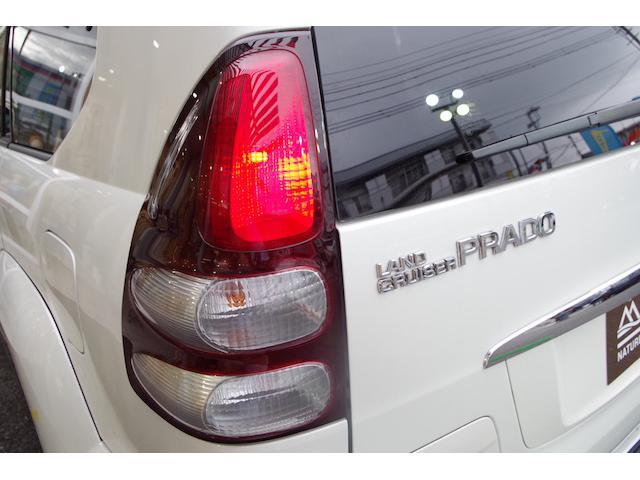 トヨタ ランドクルーザープラド TXリミテッドHDDナビKMC18AW BratCustom