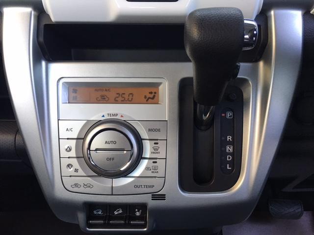 スズキ ハスラー Gターボ4WDリフトUPアイドリングSTOPレーダーブレーキ