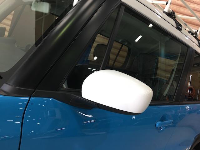 スズキ ハスラー Gターボ4WDリフトUPアイドリングストップレーダーブレーキ