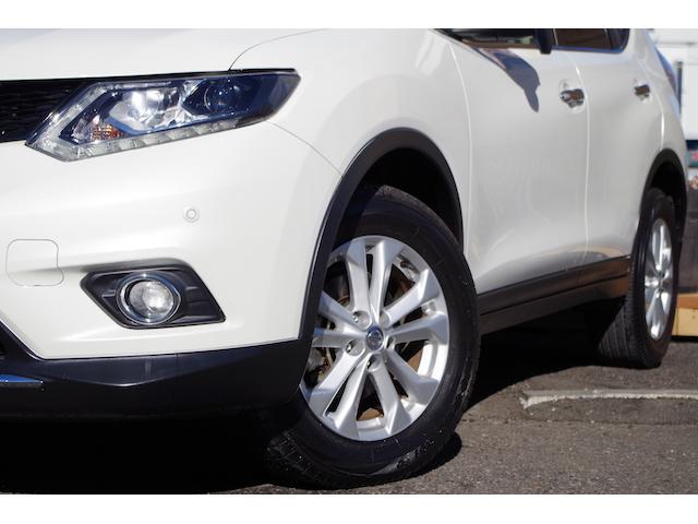 日産 エクストレイル 20X 4WD エマージェンシーブレーキパッケージ SR