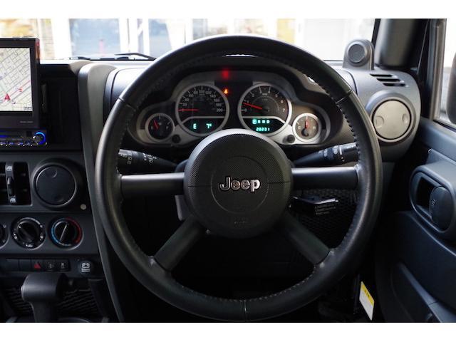 クライスラー・ジープ クライスラージープ ラングラーアンリミテッド スポーツワンオーナー HDDナビ XTREME-J17インチ