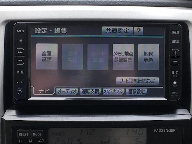 SSR-X サンルーフ 純正HDDナビ センターデフロック(16枚目)