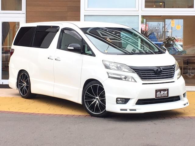 2.4Z プラチナムセレクション4WD 新品タナベ車高調(5枚目)