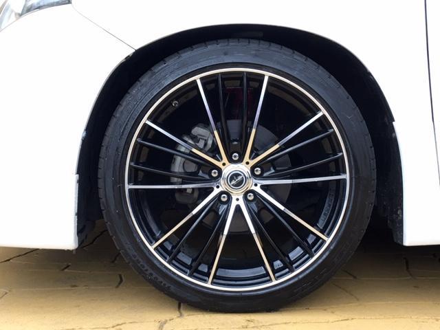 2.4Z プラチナムセレクション4WD 新品タナベ車高調(11枚目)