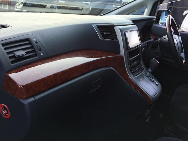 2.4Z プラチナムセレクション4WD 新品タナベ車高調(15枚目)