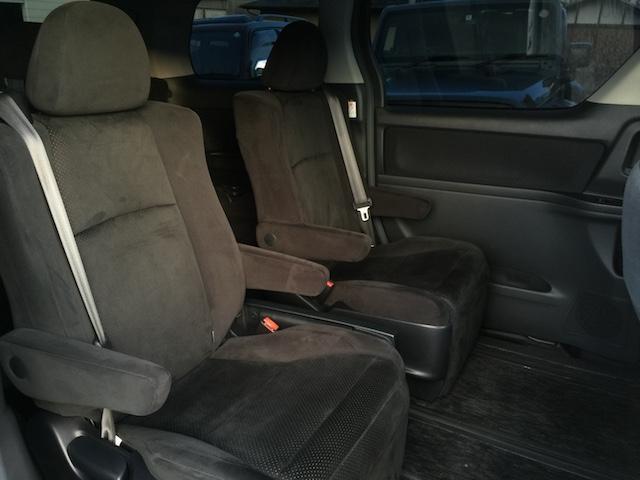 2.4Z プラチナムセレクション4WD 新品タナベ車高調(18枚目)
