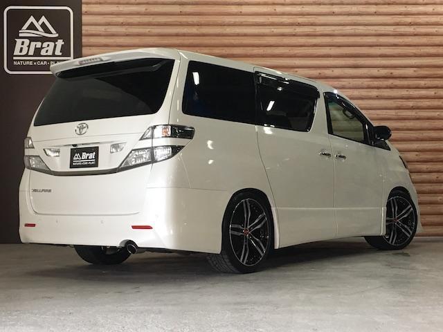 2.4Z プラチナムセレクション 4WD 20AW 車高調(4枚目)