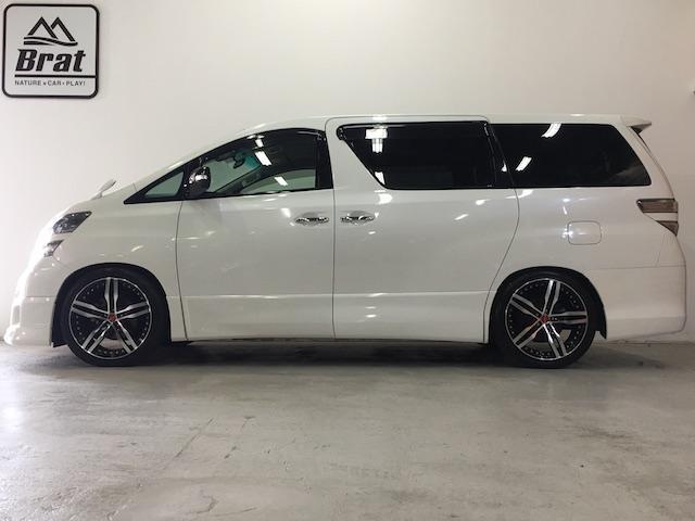 2.4Z プラチナムセレクション 4WD 20AW 車高調(5枚目)