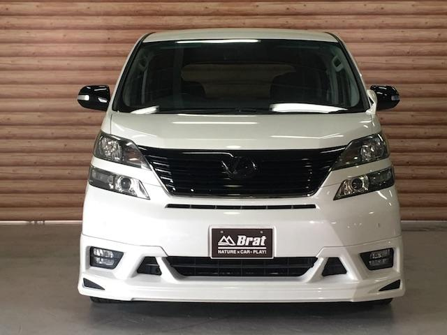 2.4Z プラチナムセレクション 4WD 20AW 車高調(7枚目)