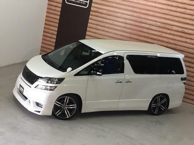 2.4Z プラチナムセレクション 4WD 20AW 車高調(9枚目)