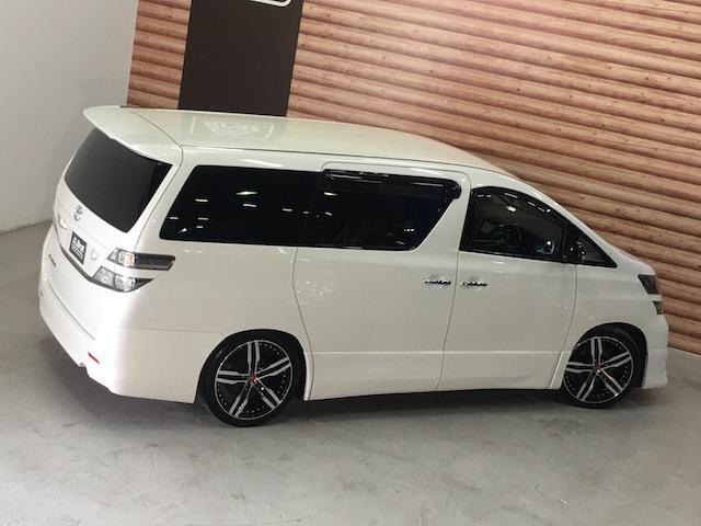2.4Z プラチナムセレクション 4WD 20AW 車高調(10枚目)