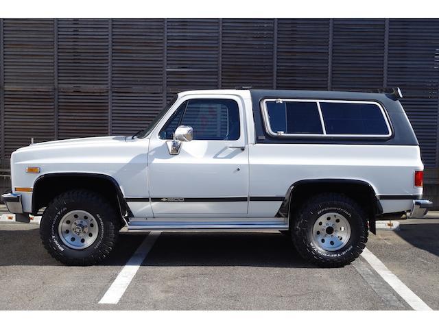 「シボレー」「シボレー K-5」「SUV・クロカン」「福島県」の中古車14