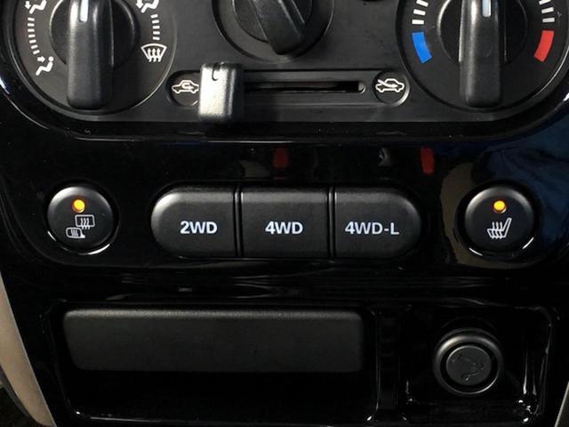 ★2WDと4WDの切り替えが出来るので通常は2WDで走行することで、4WD特有の燃費の低下を避けることが出来るのと操舵性が良いですなどのメリットがあります!
