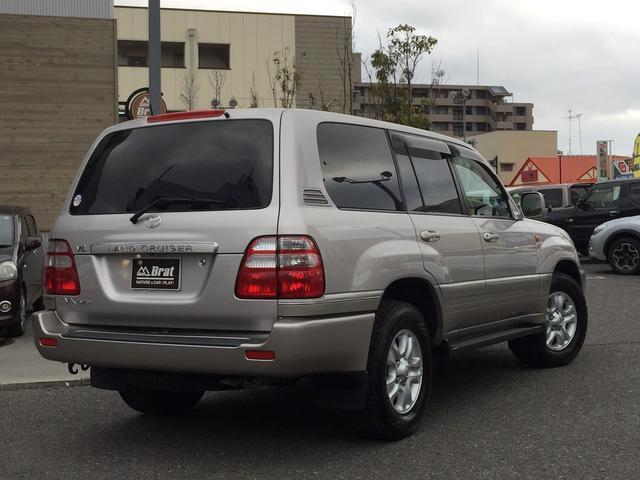 「トヨタ」「ランドクルーザー100」「SUV・クロカン」「福島県」の中古車3