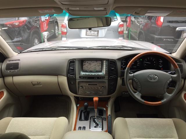 「トヨタ」「ランドクルーザー100」「SUV・クロカン」「福島県」の中古車4