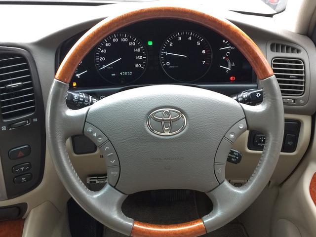 「トヨタ」「ランドクルーザー100」「SUV・クロカン」「福島県」の中古車6