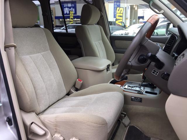 「トヨタ」「ランドクルーザー100」「SUV・クロカン」「福島県」の中古車17