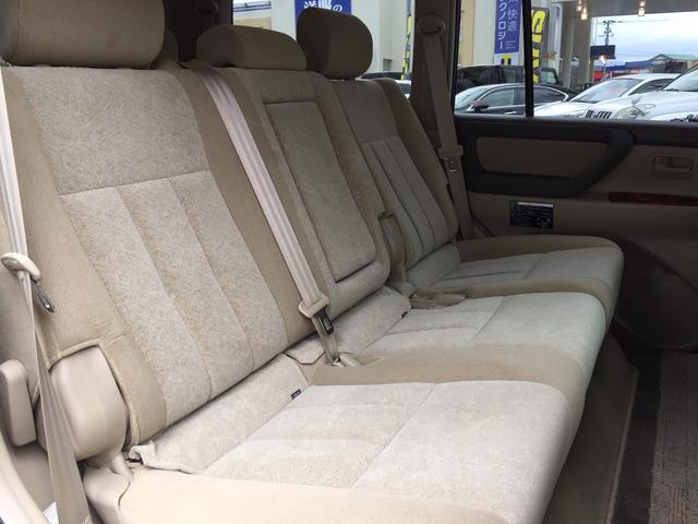 「トヨタ」「ランドクルーザー100」「SUV・クロカン」「福島県」の中古車18