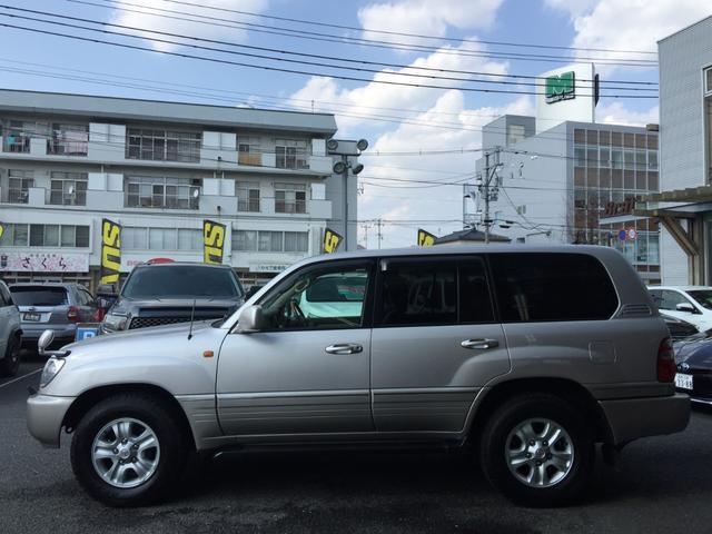 「トヨタ」「ランドクルーザー100」「SUV・クロカン」「福島県」の中古車21
