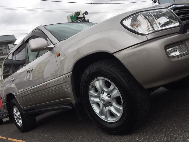 「トヨタ」「ランドクルーザー100」「SUV・クロカン」「福島県」の中古車38