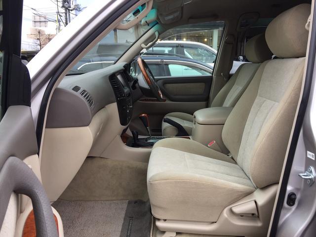 「トヨタ」「ランドクルーザー100」「SUV・クロカン」「福島県」の中古車40