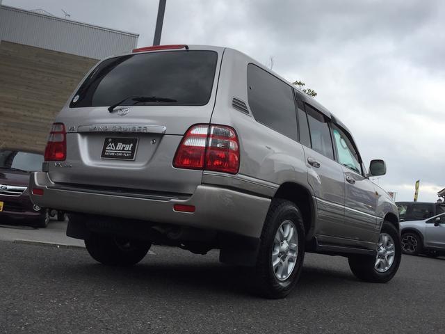 「トヨタ」「ランドクルーザー100」「SUV・クロカン」「福島県」の中古車44