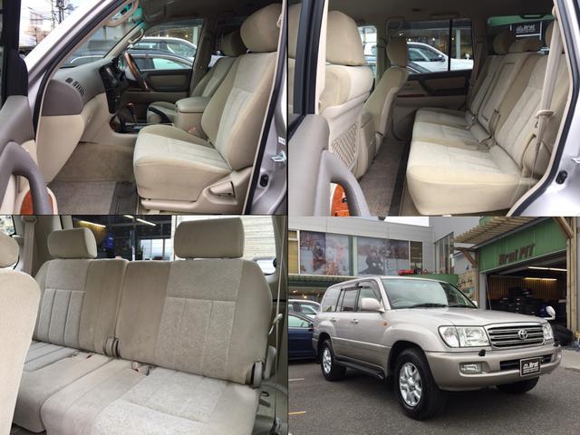 「トヨタ」「ランドクルーザー100」「SUV・クロカン」「福島県」の中古車50