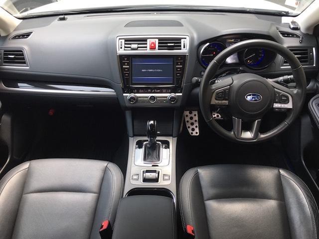 リミテッド アイサイト レーダークルコン LKA HAC 黒革シート/全席シートヒーター ETC 純正メモリナビ/バックカメラ/DVD再生/フルセグ パワーバックドア SI-DRIVE 純正LEDヘッドライト(5枚目)