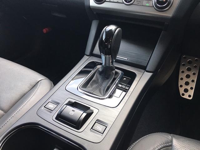 リミテッド アイサイト レーダークルコン LKA HAC 黒革シート/全席シートヒーター ETC 純正メモリナビ/バックカメラ/DVD再生/フルセグ パワーバックドア SI-DRIVE 純正LEDヘッドライト(10枚目)