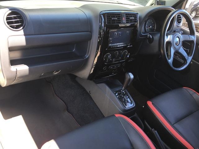 クロスアドベンチャー 4WD 純正メモリーナビ フルセグTV ヒルスターGPSレーダー D席シートヒーター ナルディステアリング レザー調シート LEDルームランプ ミラーウィンカー フロントアンダーガード ETC(14枚目)