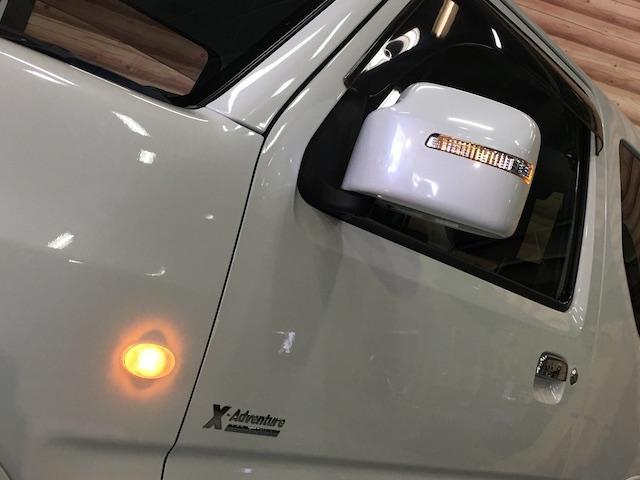 クロスアドベンチャー 4WD 純正メモリーナビ フルセグTV ヒルスターGPSレーダー D席シートヒーター ナルディステアリング レザー調シート LEDルームランプ ミラーウィンカー フロントアンダーガード ETC(43枚目)