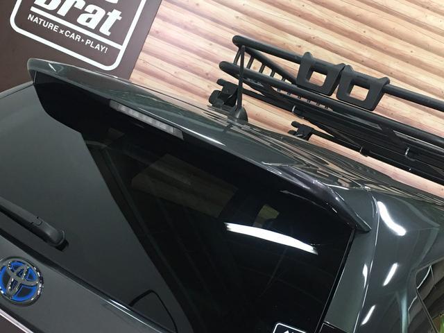 S チューン ブラック 1インチリフトUP 各所セミグロスブラック塗装 新品ルーフラック 新品LEDスモークテール 新品ナイトロパワー16AW 新品マッドスターラジアル 新品バグガード 新品アイライン 新品ブラックエンブレム(38枚目)