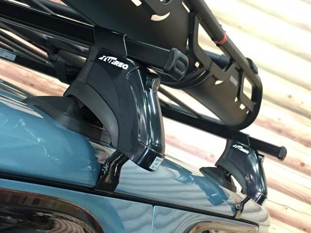 15X インディゴ+プラズマ 禁煙車 セミグロスブラックカスタム(グリル/リヤグリル/リヤエンブレム) マッドスターM/Tタイヤ ルーフラック キューブ専用設計リーフキャリア 40ミリリフトアップ ドライブレコーダー スマートキー(31枚目)