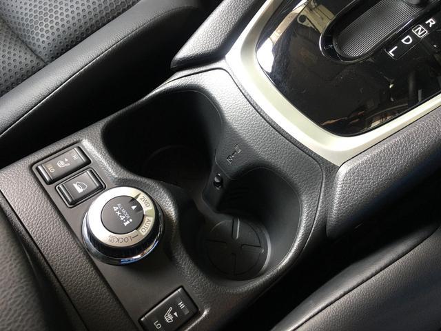 20X エマージェンシーブレーキパッケージ TOYOオープンカントリー ブラックアウトカスタム(グロスブラック) ワンオーナーシートヒーター HDDナビ アイドリングストップ切替4WD エマージェンシーブレーキ ヒルディセントコントロール(9枚目)