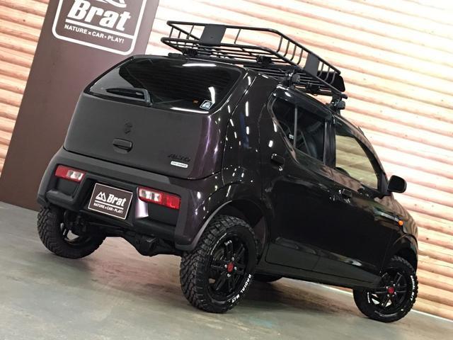 L B-MUD15AW ルーフラック ブラックアウトカスタムセミグロスブラック リアスモークフィルム 25mmリフトUP マッドスターM/Tカロッツェリアオーディオ前席シートヒーターアイドリングストップ(40枚目)