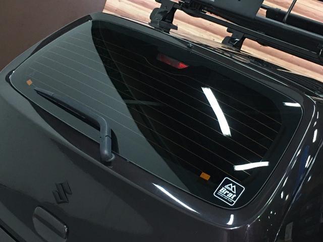 L B-MUD15AW ルーフラック ブラックアウトカスタムセミグロスブラック リアスモークフィルム 25mmリフトUP マッドスターM/Tカロッツェリアオーディオ前席シートヒーターアイドリングストップ(47枚目)