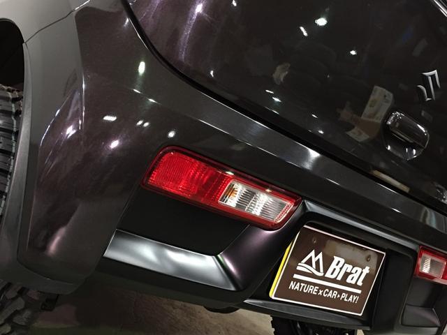 L B-MUD15AW ルーフラック ブラックアウトカスタムセミグロスブラック リアスモークフィルム 25mmリフトUP マッドスターM/Tカロッツェリアオーディオ前席シートヒーターアイドリングストップ(48枚目)