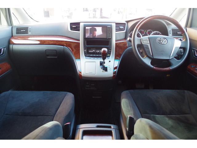トヨタ ヴェルファイア 3.5Z プラチナセレクションII4WD新品TEIN車高調