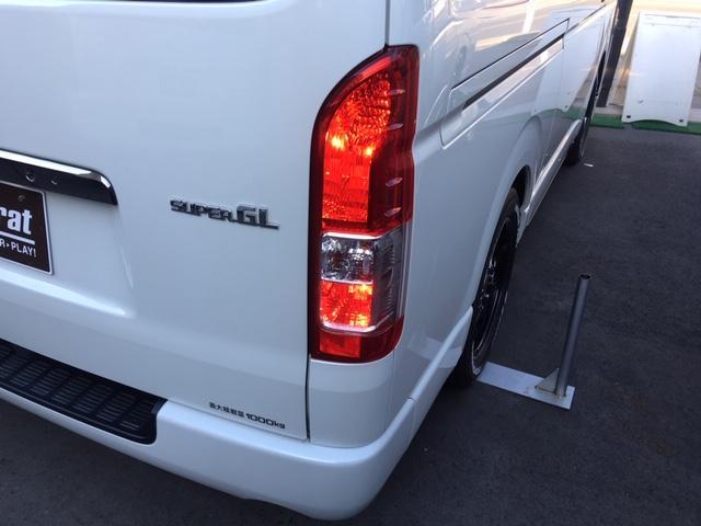 スーパーGL DP 4WD/バルベロ17AW/ヨコハマパラダ(9枚目)