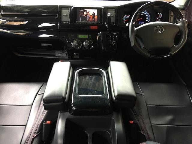 ロングスーパーGL/軽油/4WD/ベッドキット/ローダウン(4枚目)