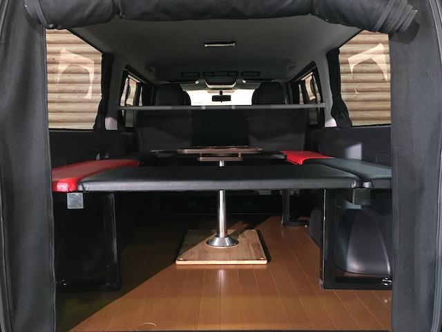 ロングスーパーGL/軽油/4WD/ベッドキット/ローダウン(20枚目)