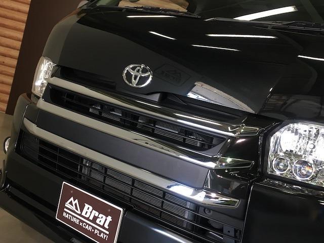 GL 4WD エセックス18AW モデリスタフロントスポイラー&グリル ローダウン 100V電源 LEDヘッドライト パワースライドドア スマートキー 新品ALPINEフリップダウンモニター 新品シートカバ(7枚目)