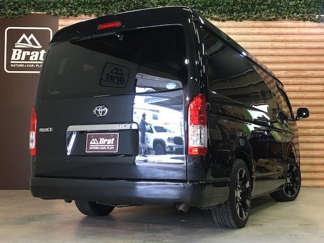 GL 4WD エセックス18AW モデリスタフロントスポイラー&グリル ローダウン 100V電源 LEDヘッドライト パワースライドドア スマートキー 新品ALPINEフリップダウンモニター 新品シートカバ(18枚目)