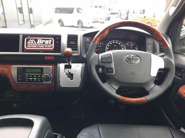 GL 4WD エセックス18AW モデリスタフロントスポイラー&グリル ローダウン 100V電源 LEDヘッドライト パワースライドドア スマートキー 新品ALPINEフリップダウンモニター 新品シートカバ(26枚目)
