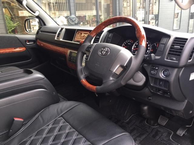 GL 4WD エセックス18AW モデリスタフロントスポイラー&グリル ローダウン 100V電源 LEDヘッドライト パワースライドドア スマートキー 新品ALPINEフリップダウンモニター 新品シートカバ(28枚目)