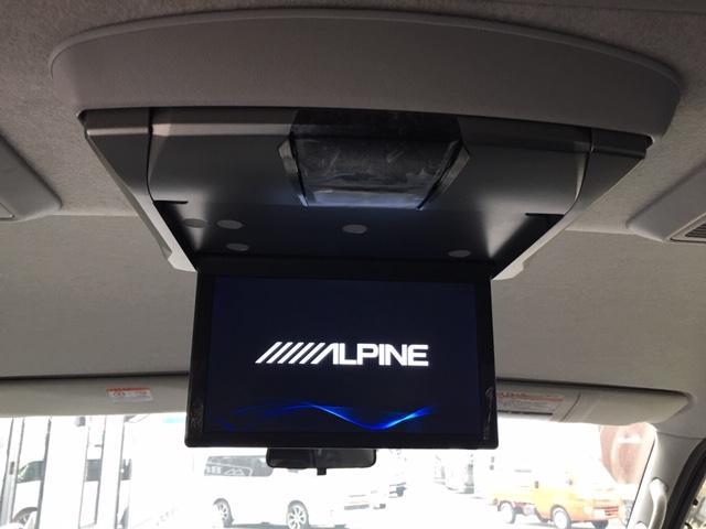 GL 4WD エセックス18AW モデリスタフロントスポイラー&グリル ローダウン 100V電源 LEDヘッドライト パワースライドドア スマートキー 新品ALPINEフリップダウンモニター 新品シートカバ(41枚目)