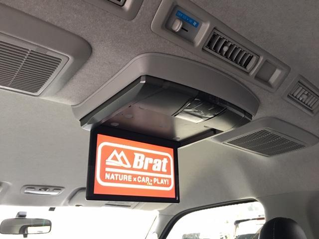 GL 4WD エセックス18AW モデリスタフロントスポイラー&グリル ローダウン 100V電源 LEDヘッドライト パワースライドドア スマートキー 新品ALPINEフリップダウンモニター 新品シートカバ(42枚目)