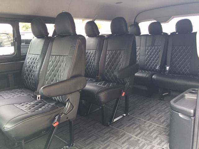 GL 4WD エセックス18AW モデリスタフロントスポイラー&グリル ローダウン 100V電源 LEDヘッドライト パワースライドドア スマートキー 新品ALPINEフリップダウンモニター 新品シートカバ(44枚目)